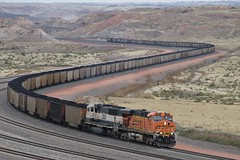 3G2A1497 (kschmidt626) Tags: powder river wyoming union pacific bnsf burlington coal train c