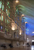 Sagrada Familia (=Mirjam=) Tags: nikond750 barcelona gaudi buildingadream cathedral light glasinlood blue bijzonder november 2017