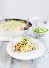 Green Chile Rice and (alaridesign) Tags: green chile rice chicken skillet dinner