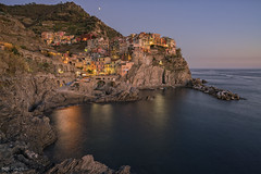 _DSC8796 copy - Explored (kaioyang) Tags: manarola sunset cinqueterre italy sony a7r2 zeiss loxia loxia2821 mt