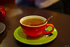 Cup of tea (Le dahu) Tags: tea cup color colorful bokeh d610 fx 50mm darktable nikkor nikon beautiful colour colourful indoor food drink
