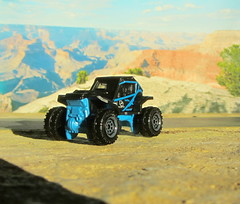 Matchbox Toys GHE-O PREDATOR 2016 : Diorama PS2 GT4 Computer Game Backdrop Grand Canyon - 10 Of 15 (Kelvin64) Tags: matchbox toys gheo predator 2016 diorama ps2 gt4 computer game backdrop grand canyon