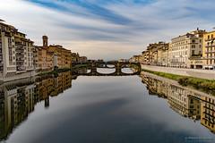 Vista da Ponte Vecchio (Silver_63) Tags: firenze ponte vecchio
