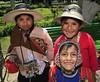 Indio Children, Cochabamba, Bolivia (klauslang99) Tags: indios children cochabamba bolivia happy happiness laughing ethnicity outdoor park smiling hats klauslang streetphotography