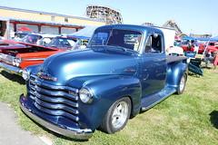 Chevrolet pickup (bballchico) Tags: chevrolet pickuptruck goodguys carshow 1949 clintwilliams judywilliams