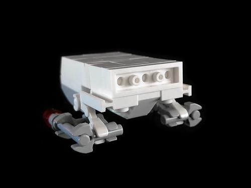 LEGO Star Trek Galileo Shuttlecraft