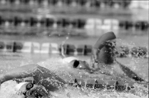 041 Swimming EM 1991 Athens