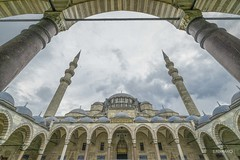 MOSQUEE-ISTANBUL (PixBySeb) Tags: sony a7r zeiss 15mmf28 architecture istanbul ze distagont2815