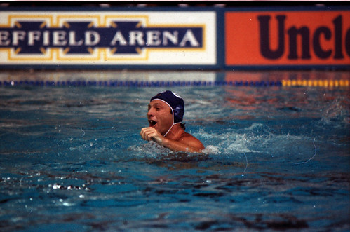 29 Waterpolo EM 1993 Sheffield