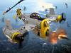 Fe-47 Rapier (JonHall18) Tags: lego moc diselpunk plane aircraft pilot fantasy fighter war dieselpunk skyfi warplane