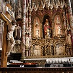 Ottawa Ontario ~ Canada ~ Notre-Dame Cathedral Basilica ~ National Historic Site of Canada - Altar thumbnail