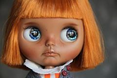 Nora (.Iuliania.) Tags: blythe customblythe custom tan
