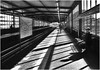 waiting for the train (kurtwolf303) Tags: monochrome person lichtschatten lightshadows bw sw bahnhof railwaystation berlin germany ubahn olympusem1 omd microfourthirds micro43 systemcamera mirrorlesscamera nollendorfplatz people leute unlimitedphotos mft kurtwolf303 deutschland scenery streetphotography strasenfotografie topf25 topf50 250v10f noiretblanc topf75 ขาวดำ สถานีรถไฟ urban streetscene железнодорожнаястанция монохромный германия metro 500v20f topf100 topf150 1500v60f