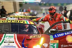 #51, Ferrari 488 GTE, (Mounters Photography) Tags: 51 17112017 afcorse alessandropierguidi ferrari488gte wecbapco6hoursofbahrain drivenbyjamescalado bahraininternationalcircuit bahrain bhr