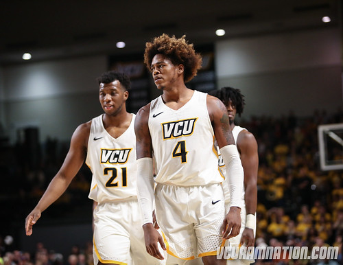VCU vs. UVA (2017)