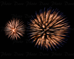Fireworks. (Photographer Dave C) Tags: fireworks northernirealnd nightphotography photography passion photographerdave photograph photographer stunning sea shutter speed canon colour canonofficial creative canon40d mygearandme mymindseye awesome art 2017 winter