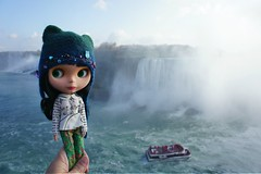 Canada (:Claudia:S:) Tags: blythe doll goldie bl canada ontario niagarafalls 2017 travel fall