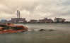 Wet December (BigWhitePelican) Tags: helsinki finland lauttasaari salmisaari sea clouds storm canoneos70d adobelightroom6 2017 december
