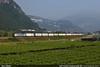 Il Greco lungo l'Adige! (Marco Stellini) Tags: thommadis rail traction company e186 brennero brennerbahn traxx 186 bomb bombardier