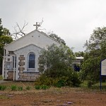 Parndana on Kangaroo Island. The Anglican Church. It was built around 1960 thumbnail