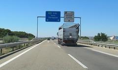 A-23-72 (European Roads) Tags: a23 huesca zuera zaragoza españa aragón spain autovía