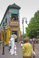 IMGP0956 (petercan2008) Tags: barrio boca buenos aires calle casa colores doncella blanca mimo callejera argentina