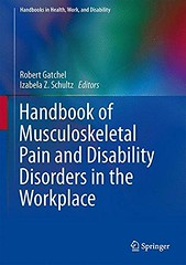 AudioEbook  Handbook of Musculoskeletal Pain and Disability Disorders in the Workplace (Handbooks (more ebook market) Tags: audioebook handbook musculoskeletal