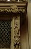 Cappenberg, Westfalen, Stiftskirche, reliquary cupboard, saint (groenling) Tags: cappenberg nrw westfalen nordrhein germany deutschland de stiftskirche reliquarycupboard tabernacle sakramentsundrequienschrank stone carving stonecarving stein saint heilige moses horns