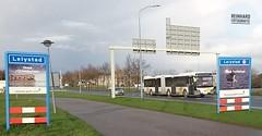 De LIJN 2219 ( VDL-Citea SLFA ) Lelystad ( Nederland)