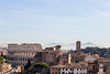 ancient skyline (Robeevans) Tags: rome roma italy italia city centre architecture europe eu mediterranean ancient old roman history historical heritage canon eos 500d rebel t1i travel travelling holiday