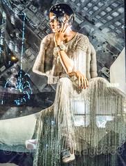 "2017 Bergdorf Goodman ""To New York with Love"" Holiday Window Display, Midtown Manhattan, New York City (jag9889) Tags: 2017 2017holidaywindowdisplay 20171203 5thavenue bg bergdorfgoodman christmas clothing departmentstore display dress fashion fifthavenue flagship holiday jeweler jewelry luxury manhattan mannequin midtown ny nyc newyork newyorkcity night nightphotography nightscene outdoor reflection retail retailer storewindow tiffany usa unitedstates unitedstatesofamerica window jag9889"