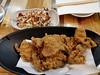 Half boneless fried chicken AUD16 - Gami, Southland - op5 (avlxyz) Tags: koreanfriedchicken friedchicken coleslaw koreanfood fb7