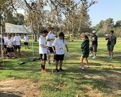 015 Punching Start (saschmitz_earthlink_net) Tags: 2017 california longbeach eldorado orienteering laoc losangelesorienteeringclub losangeles losangelescounty eldoradoeastregionalpark park parks