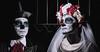 Retrato 2 (Serie Catrinas y Catrines) (Honduras (504)) Tags: maquillaje exhibición expresiones expresión expresionesfaciales retratos teatro teatroenhonduras juventud imágenescatrachas personas portrait personasdehondurasgentedehonduras people americacentral america artedramático specialpeople deux dos dosenuno folklore fotomaxhonduras gentedehonduras genteespecial gente honduras jóvenesdehonduras jovenesartistas jóvenes latinoamericanos latinoamerica lesexpressionsdecorps centroamerica clarooscuro