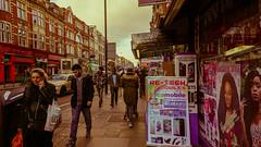 London, U.K. (DiSorDerINaMirrOR) Tags: london londoncity londra londres lovelondon architecture streetview streetphotography streetstyle uk england urban november people street sonyalpha sony sonyalpha6000 sony6000