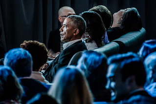 Barack Obama, Citizen, Face in the Crowd