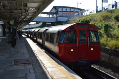 London Underground Bakerloo Line 3557 (Will Swain) Tags: willesden junction station 2nd september 2017 greater london capital city south east train trains rail railway railways transport travel uk britain vehicle vehicles country england english underground bakerloo line 3557