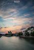 Quai d'Orléans - Paris (Hervé D.) Tags: paris notredame seine sunset coucherdesoleil