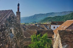 Tejados del pueblo de Hecho (Huesca-Pirineos-España) (Carlos M. M.) Tags: hecho hdr huesca aragón pirineos sony sonyalpha6000 hiking excursión
