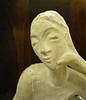 pondering (muffett68 ☺ heidi ☺) Tags: ansh scavenger17 ithinkthisisart sculpture pondering