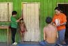 Programa de Erradicação da Oncocercose nas Américas - Terras Yanomami (Secretaria Especial de Saúde Indígena (Sesai)) Tags: outubro 2017 oncocercose erradicação dseiyanomami indígenas atendimento criança enfermeira medição tratamento polóbasexitei yanomami roraima