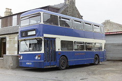 A.1. SERVICE TVP900S (bobbyblack51) Tags: a1 service tvp900s daimler fleetline metro cammell mcw wmpte 6900 browndreghorn dreghorn garage 1994