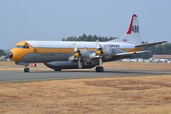 C-FDTH (LAXSPOTTER97) Tags: air spray cyxx cfdth lockheed electra l188 af cn 1038 airplane airport aviation aircraft