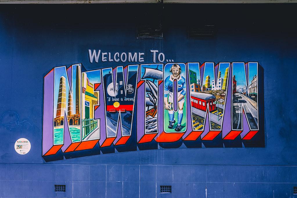 The world 39 s best photos of australia and mural flickr for Australian mural