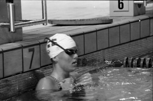 173 Swimming EM 1991 Athens