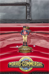 John Bull (Clive1945) Tags: wellandsteamfair2017 morriscommerical morris d7100 red figure johnbull