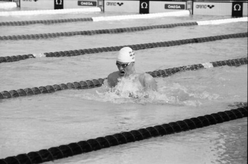 070 Swimming EM 1991 Athens