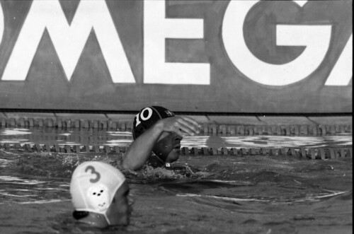 040 Waterpolo EM 1991 Athens