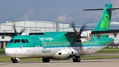 EI-FCZ (AnDyMHoLdEn) Tags: aerlingus atr egcc airport manchester manchesterairport 23l