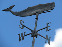 Whale Weather Vane (meeko_) Tags: whale weather vane weathervane dock boatdock disneys grand floridian resort grandfloridianresort walt disney world waltdisneyworld florida
